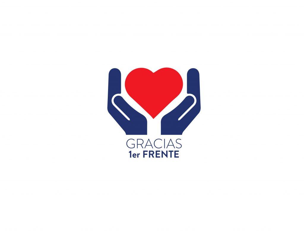 Campaña Gracias 1er Frente