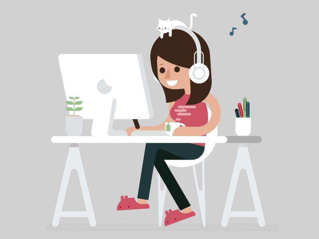 10 acciones para trabajar desde casa