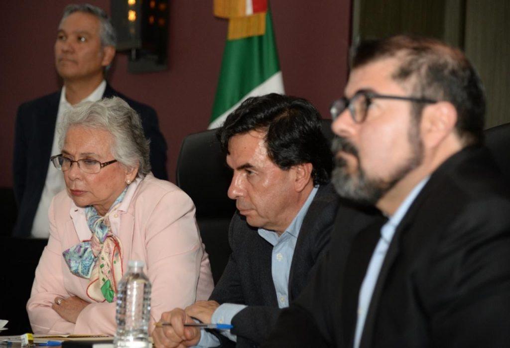 SEGOB, CIRT Y Vocero de la presidencia acuerdan acciones por COVID 19