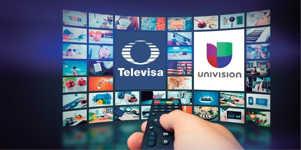 Reta contenido a Televisa-Univisión